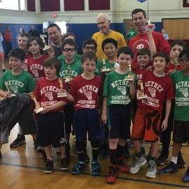 4th-5th Grade Boys Hoops Results