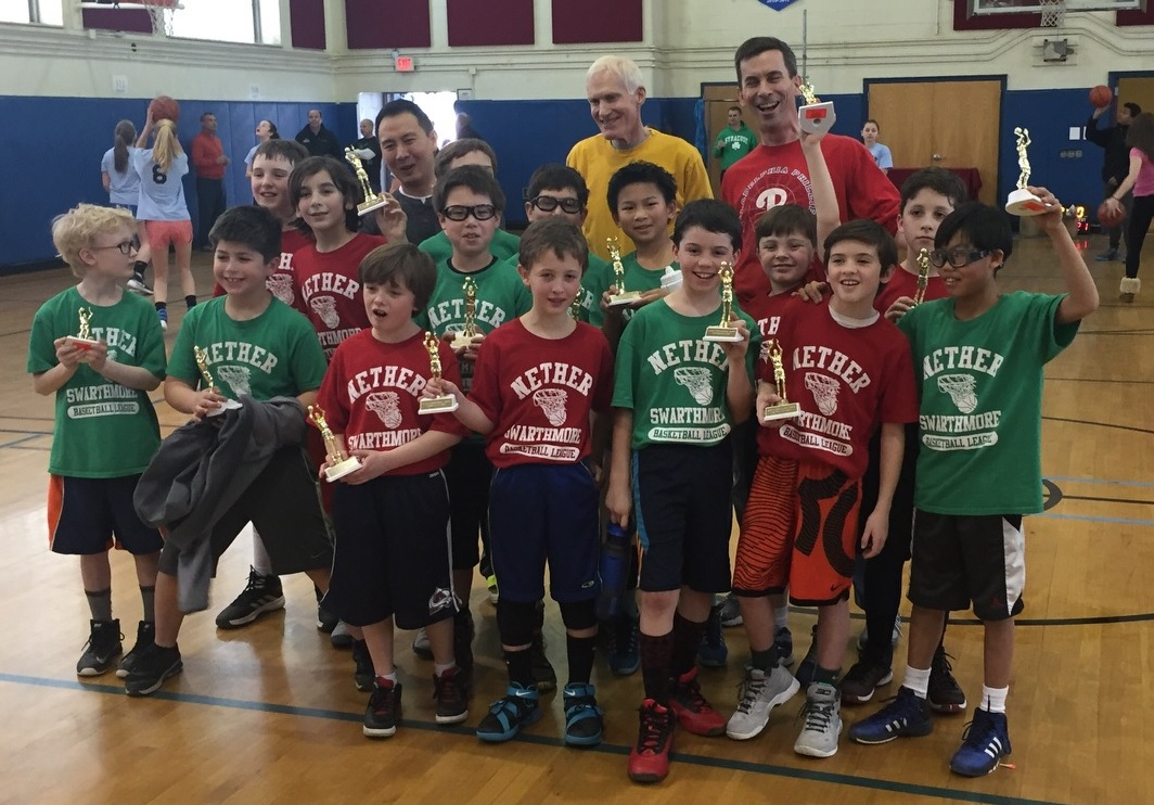4th and 5th Grade Boys Champions