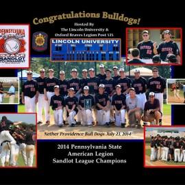 Legion Baseball Tryouts (Apr 2, Apr 5)