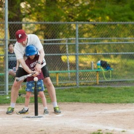 Tip the Hat to T-Ball!  Registration Open