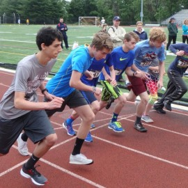 Junior Development Track Meet!