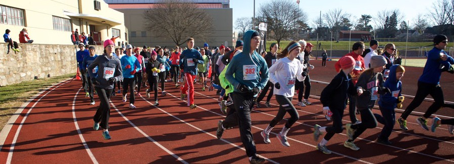 New Year's Day Run is Coming…..