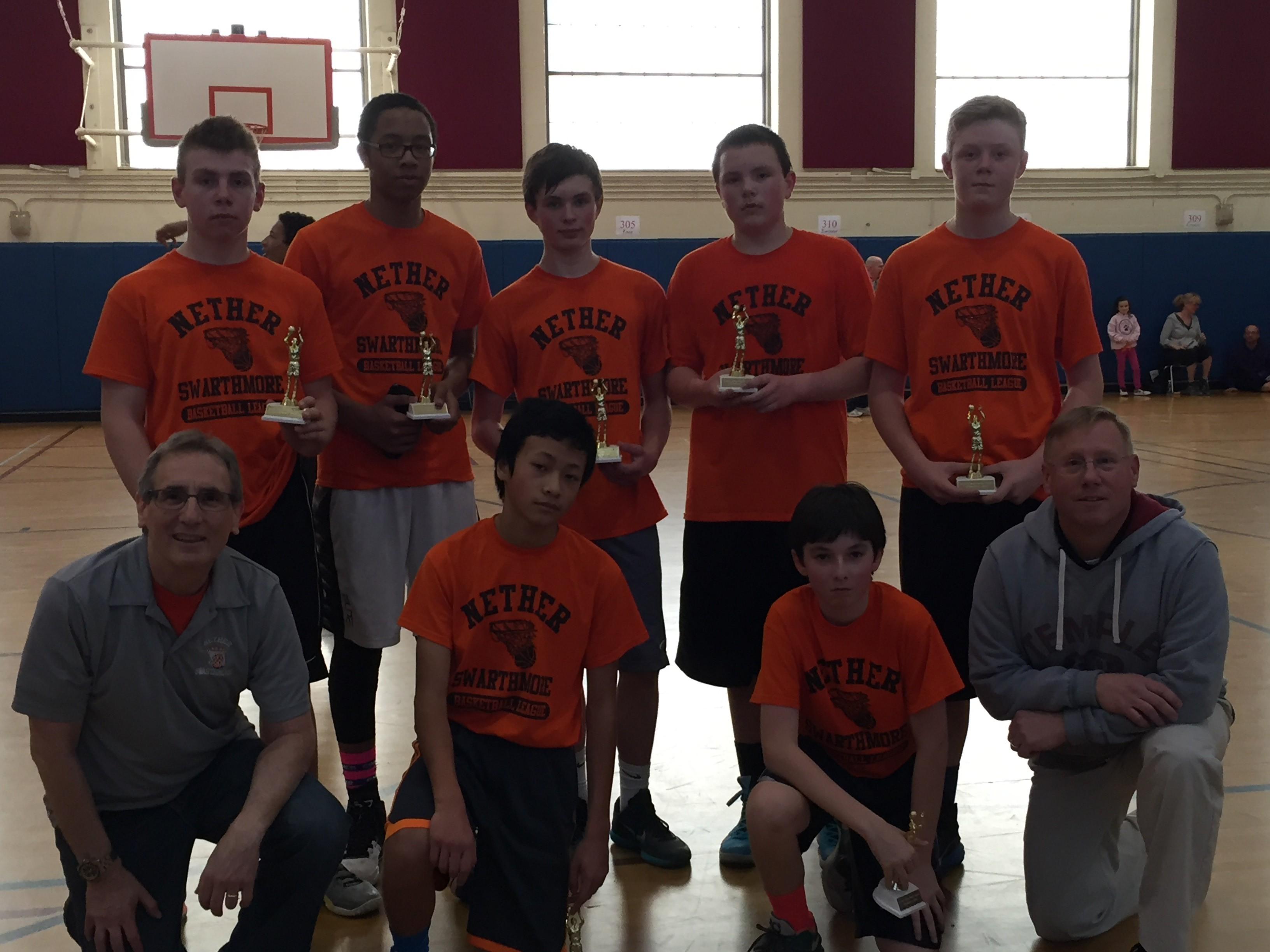 8th-9th Grade Boys Hoops
