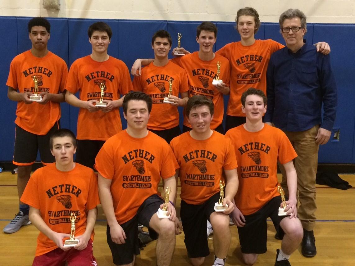 10th-12th Grade Boys Hoops